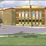 Uptown School Rendering