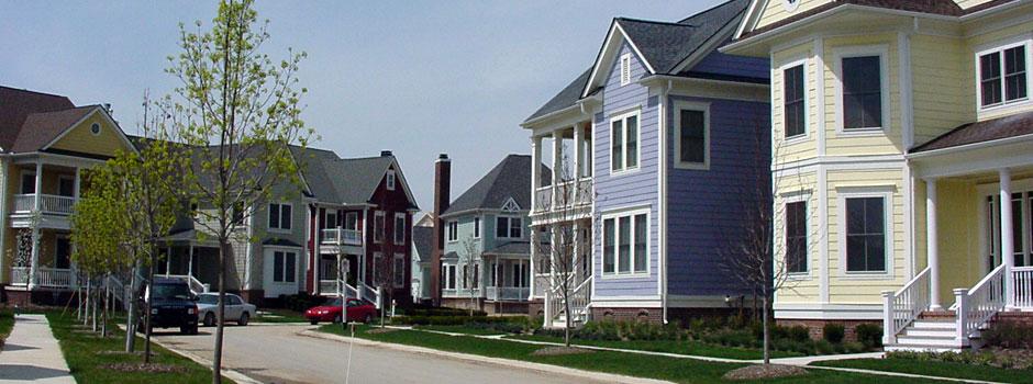 Cherry Hill Village Streetscape